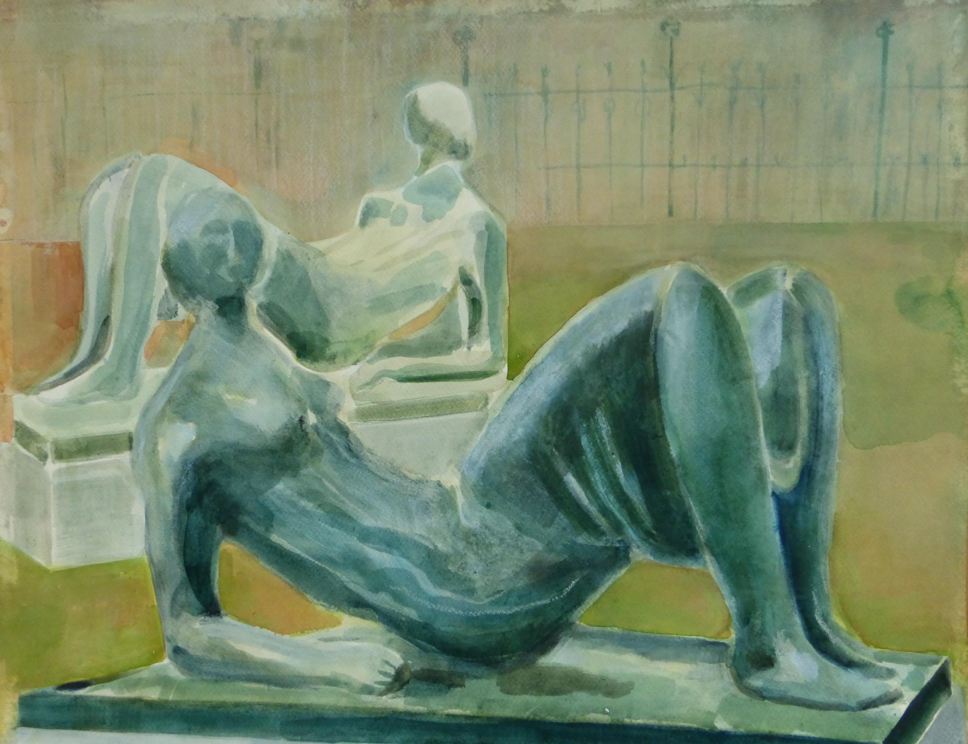 recliningwoman